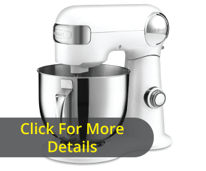 The Cuisinart SM-50 Stand Mixer