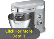 The Cuisinart SM-55 Stand Mixer