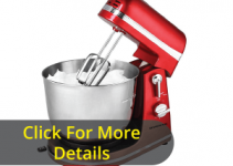 The Ovente SM880R Stand Mixer