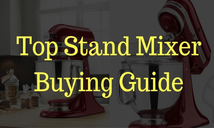 Top Stand Mixers - Professional Stand Mixers - KitchenAid